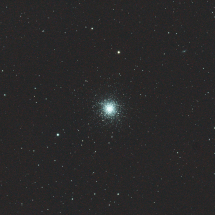 Great Cluster in Hercules (M13)